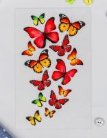Термотрансфер Бабочки