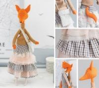 Набор для шитья игрушки «Лисичка Дженифер»