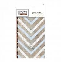 Набор деревянных открыток «Elements Wood»