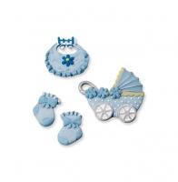 Декоративные украшения «baby boy» №1