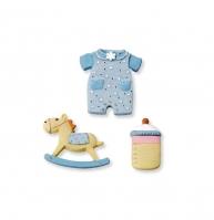 Декоративные украшения «baby boy» №2