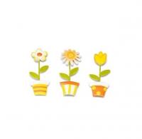 Декоративные украшения «Цветочки»