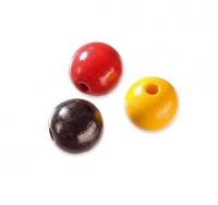 Набор разноцветных бусин Поздняя осень-2