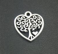 Подвеска «Дерево в сердце»