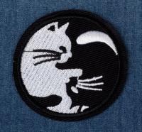 Термоаппликация, нашивка Кошки