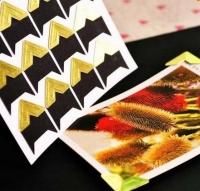 Набор уголков для фотографий «Стиль. Золото»