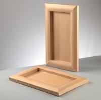 Рамка из картона прямоугольная, объёмная
