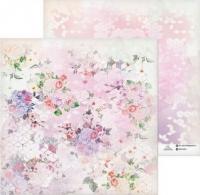 Бумага для скрапбукинга Роскошные сады