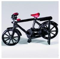 Миниатюра «Велосипед» черный, металлический