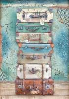 Бумага рисовая Ателье Luggage