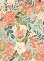 Бумага рисовая Акварельные цветы - 2