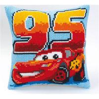 Набор для вышивания подушки «McQueen» РАСПРОДАЖА