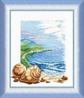 Набор для вышивания «Море-1»