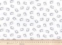 Ткань для пэчворка (квилтинга) 896_W