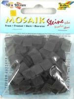 Декоративная мозаика пластиковая «Полупрозрачная» серая