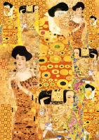 Большая карта для декупажа «Картины Густава Климта»