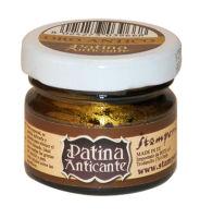 Паста для создания патины «Patina Anticante» старое золото