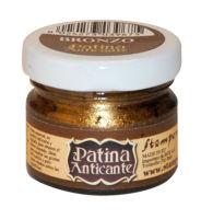 Паста для создания патины «Patina Anticante» бронза