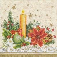 Салфетка для декупажа «Рождество»