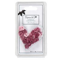 Набор пуговиц «Цветочки» в блистере PMA354220