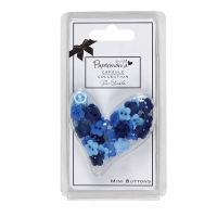 Набор пуговиц «Цветочки» в блистере PMA354221