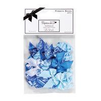 Бантики «Burleigh Blue»