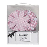 Лепестки цветов бумажные «Розовые»