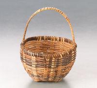 Корзинка плетёная декоративная