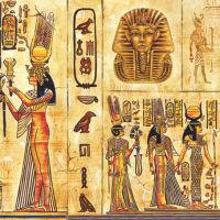 Салфетка  «Египет» №351