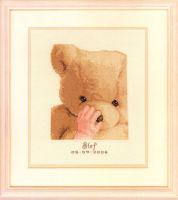 Набор для вышивания «Мой первый мишка»