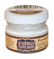 Паста для создания патины «Patina Anticante» белая