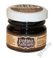 Паста для создания патины «Patina Anticante» черная