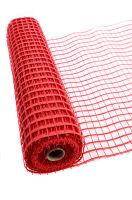 Сетка крупная красная
