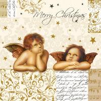 Салфетка для декупажа «Ангелы» №410