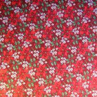 Салфетка для декупажа  «Poinsettia. Узор»