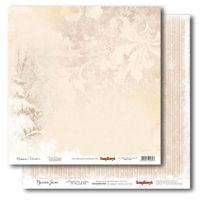 Бумага «Русская зима. Морозные узоры»