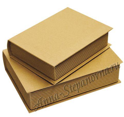 Книга Коробка