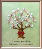 Набор для вышивания бисером «Денежное дерево»