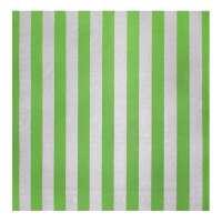 Салфетка «Зеленые полоски»
