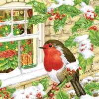 Салфетка «Птица» №576