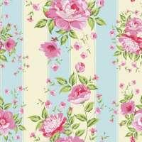 Салфетка «Ткань с розами» №590