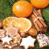 Салфетка «Запах рождества» №603