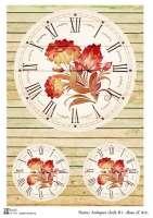 Карта «Antiques clock 8-1»