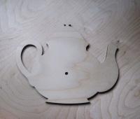Заготовка для часов «Пузатый чайник»
