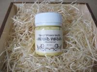 Текстурная паста «Mixed media» лимончик