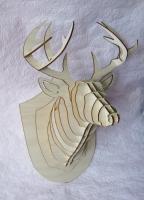 Панно декоративное «Олень»
