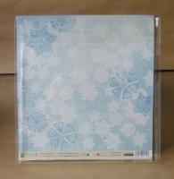 Папка для скрап-бумаги объемная