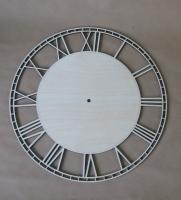 Основа-круг для часов «Римские цифры»
