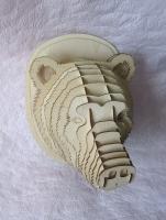 Панно декоративное «Медведь»