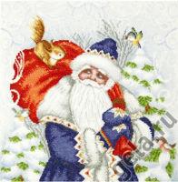 Набор для вышивания «Дед Мороз»